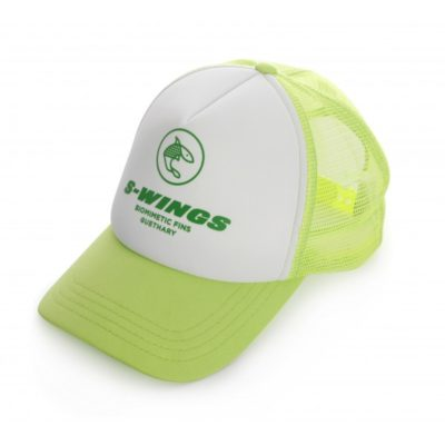 S-WINGS CAP GREEN