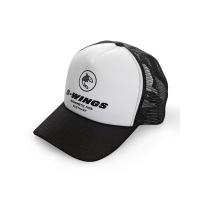 S-WINGS BLACK CAP