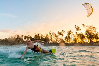 Dérives pour les Kite-surf