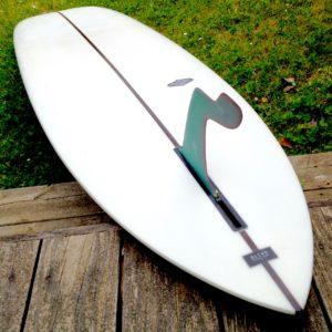 Retro longboard/glider