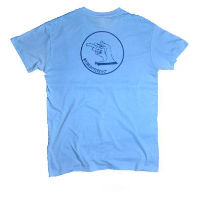 S-WINGS BLUE LOGO T-SHIRT